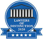 Lawyers of Distinction  Membership for Fischer & Van Thiel, LLP, Oceanside, CA 92054.