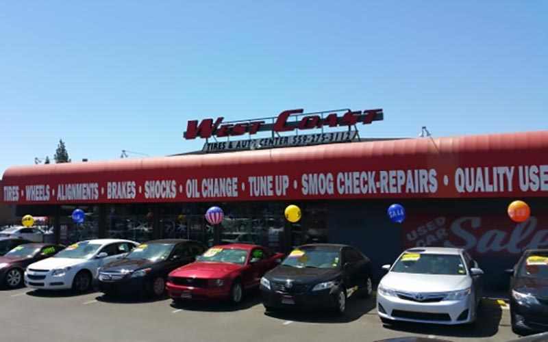 Fire Extinguisher Inspection & Annual Certification Service Customer Review By Review by Ricardo Chavez, Owner of West Coast Tires & Auto Center, Rocklin CA 95677.