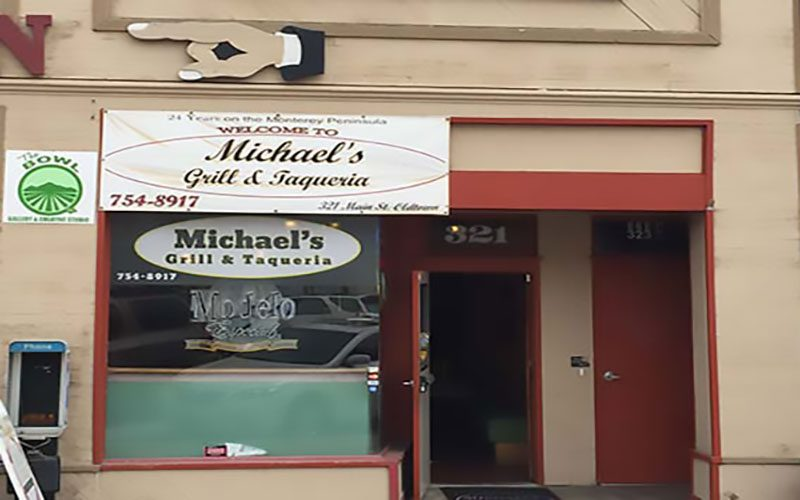 Fire Extinguisher, Kitchen & Sprinkler Inspection & Certification Service Customer Review by Michael, Owner of Michael's Grill & Taqueria, Salinas, CA 93901.