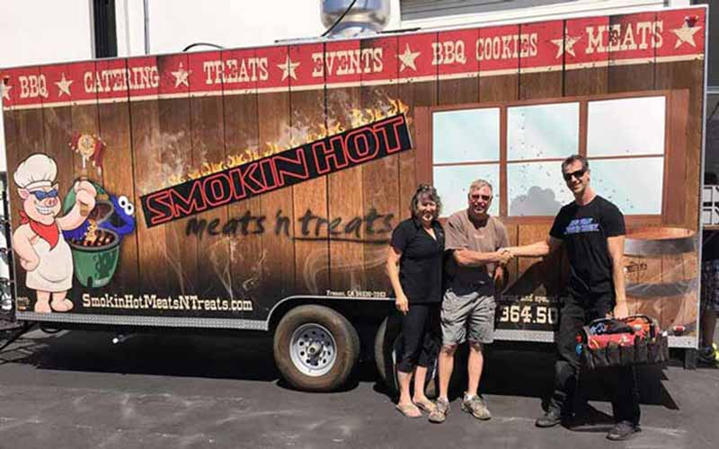 Food Truck & Concession Stand Inspection & Certification Services.