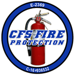 Contact Us & Fire Extinguisher Recharge Service Scheduling | CFS Fire Protection, Inc.