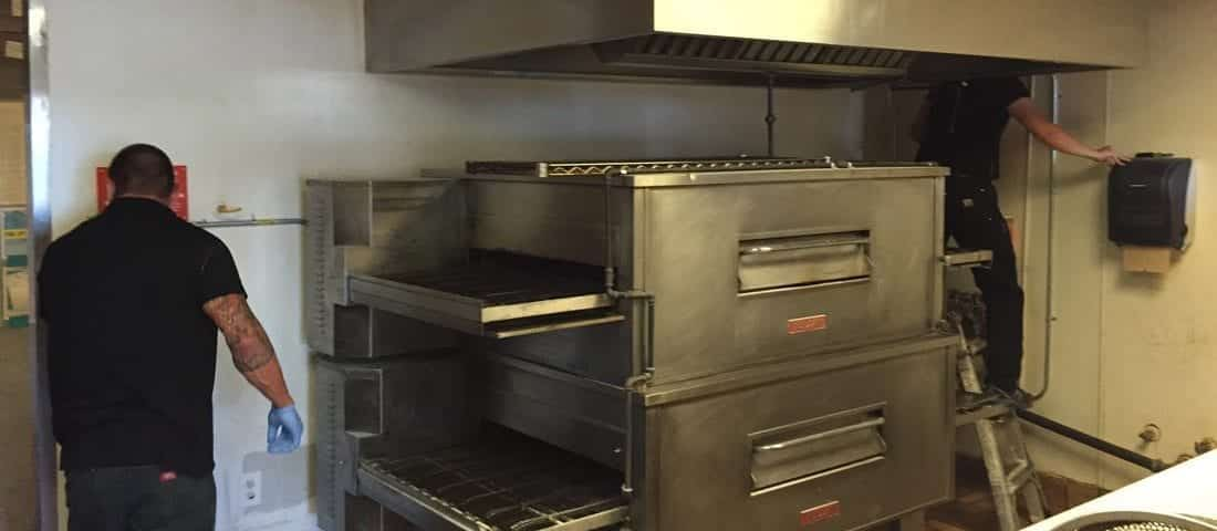 Kitchen Exhaust Inspection, Capitola, CA 95010.